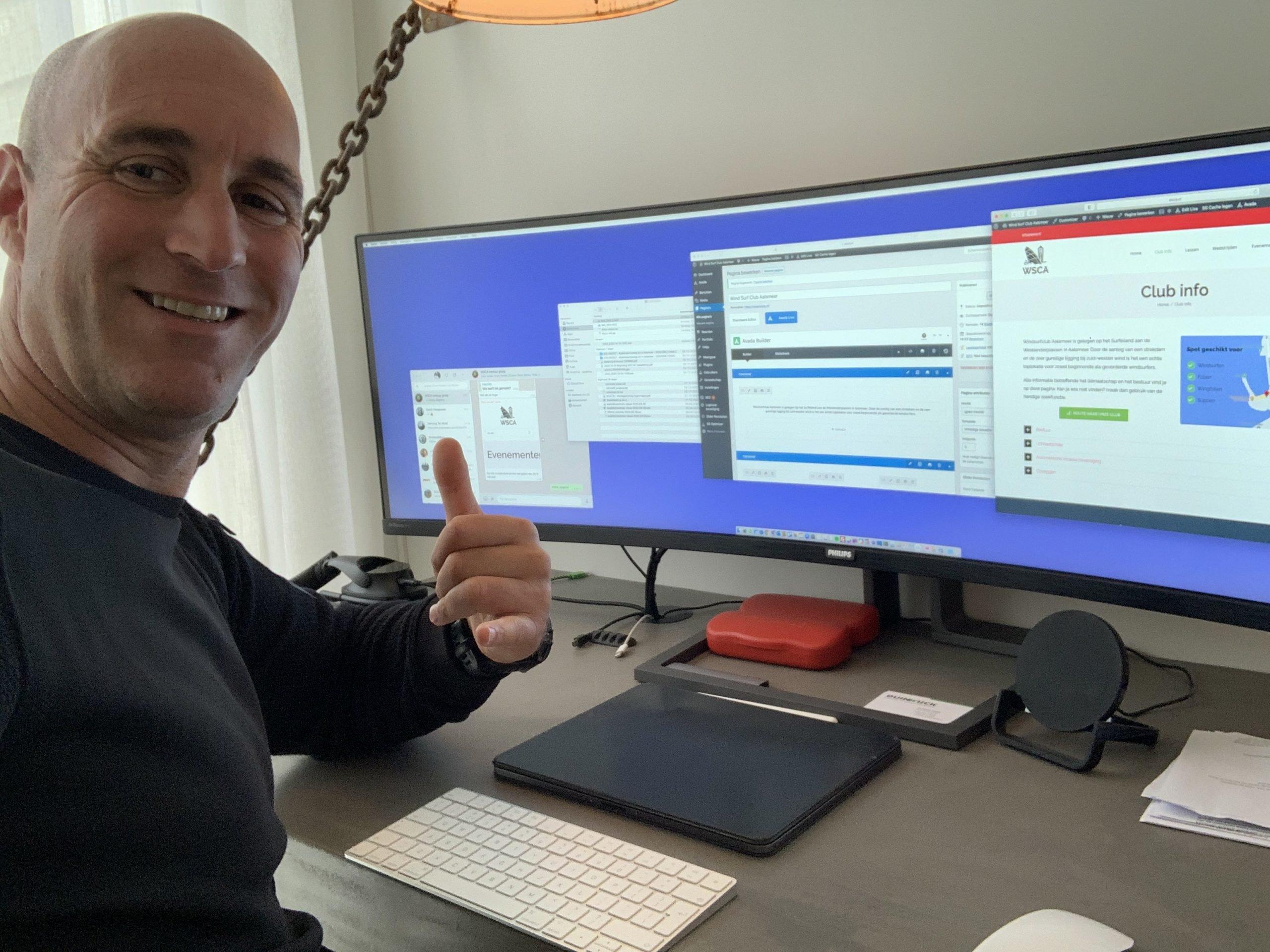 247od.nl aan het werk voor de nieuwe website